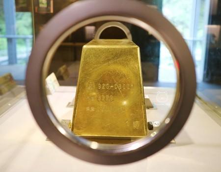 金瓜石的黃金