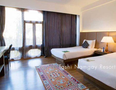 Tashi Namgay Resort in Paro