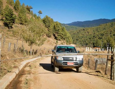 On the Road: West to Central Bhutan