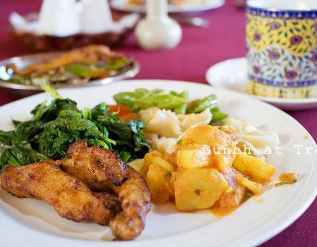Lunch & Tea Breaks in Trongsa