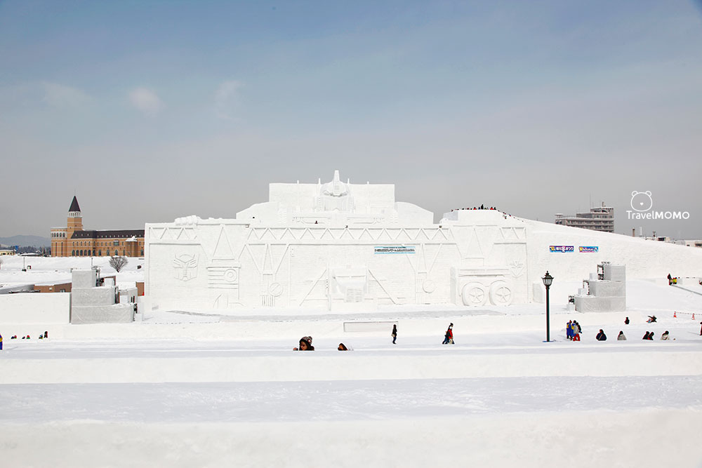 Asahikawa Winter Festival 旭川雪祭
