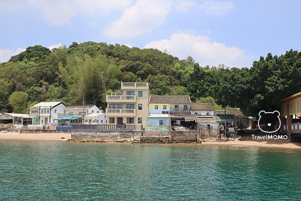 Crooked Island Ferry Pier 吉澳碼頭